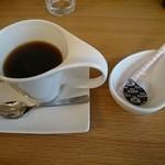 スープカレーハウスしっぽ - ドリンク写真:ホットコーヒー