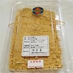 43595585 - わらび餅 258円 (^ω^) とても良心的価格ですが、とても旨いです(^^@