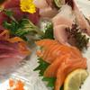 北海 - 料理写真:お任せ刺し盛り(2人前)
