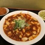 43598287 - 麻婆豆腐