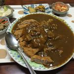 高田屋食堂 - カツカレー