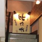 436144 - 踊り場の看板です。