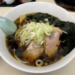 札幌ラーメン 熊吉 - 熊吉 醤油ラーメン
