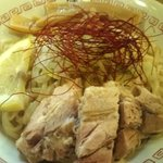 らあめん寸八 - 2010/6限定 白だし和え麺