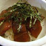 JAPANESE DINING wagamama - 甘辛い漬けになっています
