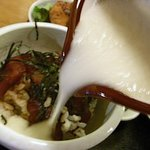 JAPANESE DINING wagamama - とろろをかけて・・・