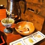 鯛めしや はなび - 漬け茶漬けセット(+200円)