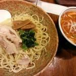 43600501 - 辛味噌野菜つけ麺