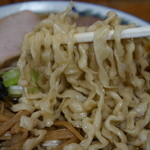 43600944 - 麺が特徴的。