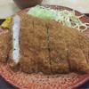 三朝 - 料理写真:ロースかつ