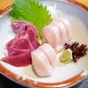 赤路 - 料理写真:刺身盛り合わせ(860円)
