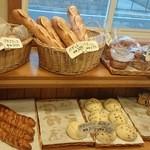 ファリンヌ - 料理写真:セルフのコーナー