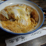 来福亭 - かつ丼(1,000円)