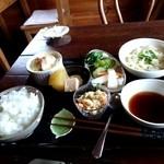 カフェトゥーリー - 和食ランチ(2015/10)