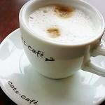 キャッツカフェ - カフェオレ