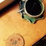 音楽と珈琲の店 岬  - ブレンドは物凄いクリアーな飲みやすい一杯!