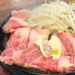 キッチンカルネ - 厚切りリブロースステーキ【2015年10月】