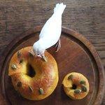 Ohana bakery - 親子ベーグル