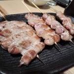 スタイリスアジアン - 生姜肉巻き。これイチオシ。