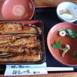 峰亀 - 料理写真:特うな重4,730円