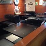 松葉寿司 - (内観)テーブル席
