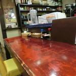 ひまわり - カウンター席