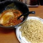 江戸一 - 黒豚鶏つけ麺