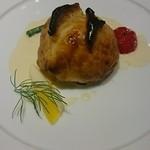 かえりやま - 真鯛のパイ包み焼き