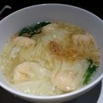 43616843 - ワンタン麺