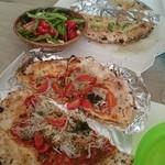 ボッテガンテ - テイクアウトのピザ