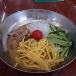 餃子の王将 - 冷麺
