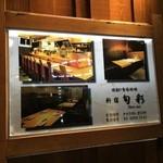 旬彩 - 看板