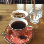 館コーヒーハウス - ドリンク写真:ブレンド