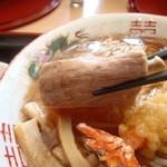 麺処 十 - チャーシュー パッサ系