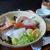 ほり川母家 - 料理写真:海鮮丼(1800円)