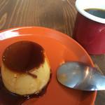 ekaki - デザートとコーヒー +100円でつけられます