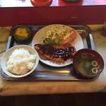 中華料理優 - 料理写真:カツ定食です