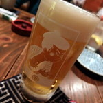 飲み食い処 伜 -せがれ- - 生ビール