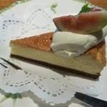 43624512 - ベイクドチーズケーキ