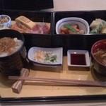 旬草 弥ひろ - お昼の弁当