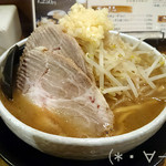43625116 - 極太麺(正油900円)