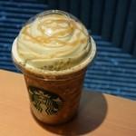 スターバックス コーヒー - コーヒー&クリーム フラペチーノ withコーヒービッツ