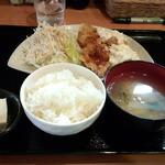 43626045 - チキン南蛮定食(750円)