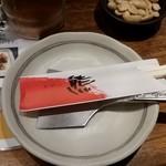 めっせ熊 - 小皿&こて&箸