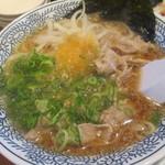 43627854 - 肉ソバ ¥650円