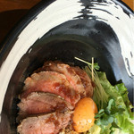 43628023 - ローストビーフ丼