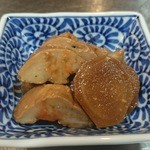 和酒飯くり家 - あん肝の生姜煮