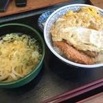おべんとうのヒライ - 料理写真:江戸前カツ丼