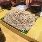 43630239 - 【2015年07月】名物の「船盛り蕎麦」