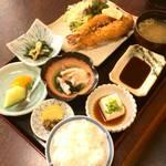 たまき - エビフライ定食!